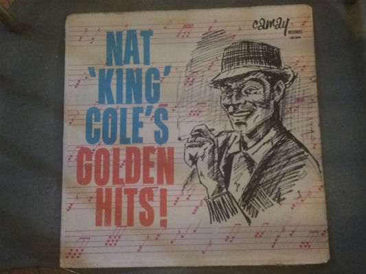 Image for Nat King Cole ‎– Nat King Cole's - Golden Hits  Label:  Camay Records ‎– CA 3004, Camay Records