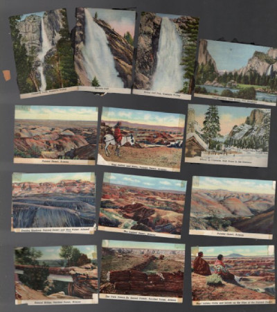 Image for 14 Yosemite  photo cards