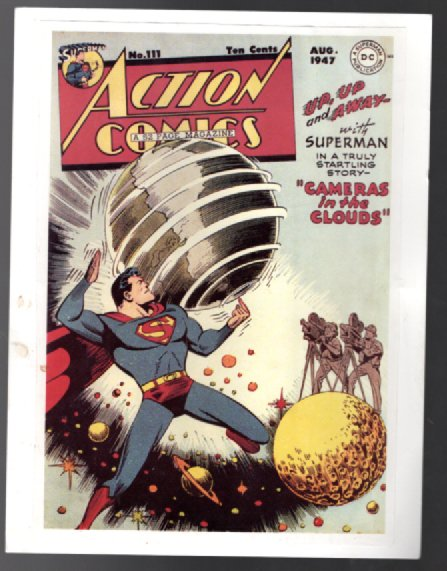Image for Superman Action comics #111 cover (original)