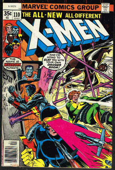 Image for UNCANNY X-MEN #110  1978 |  VOLUME 1 |  MARVEL
