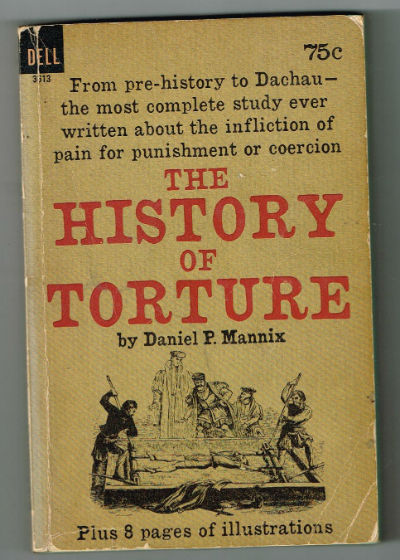 Image for The History of Torture