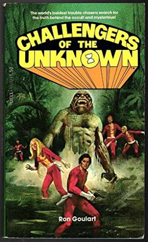 Image for Challengers of the unknown