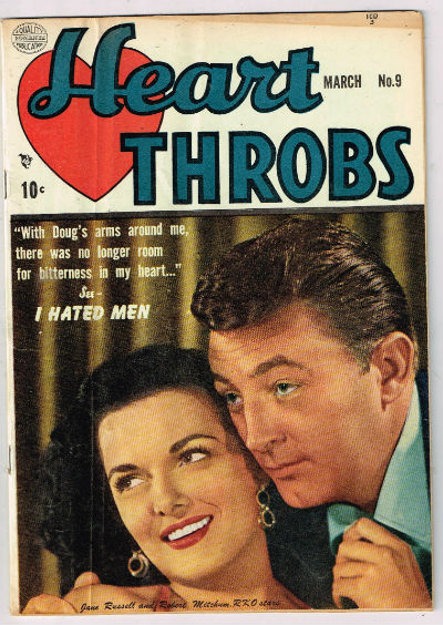 Image for HEART THROBS #9    1952 | VOLUME 1 | QUALITY COMICS GROUP