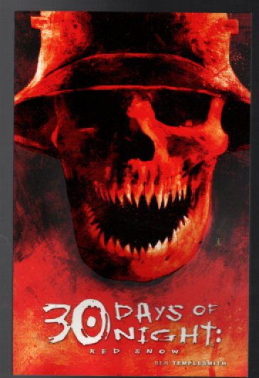 Image for 30 Days of Night Red Snow TPB