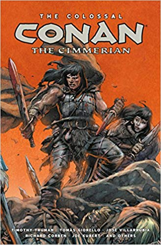 Image for The Colossal Conan the Cimmerian Hardcover