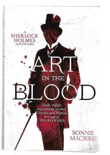 Image for Art in the Blood:A Sherlock Holmes adventure