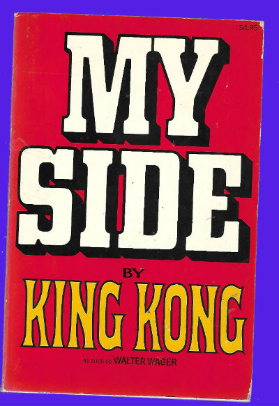 Image for My Side by King Kong
