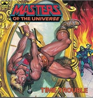 Image for Masters of the universe: Time Trouble