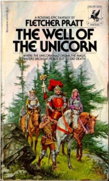 Image for  Well of the Unicorn