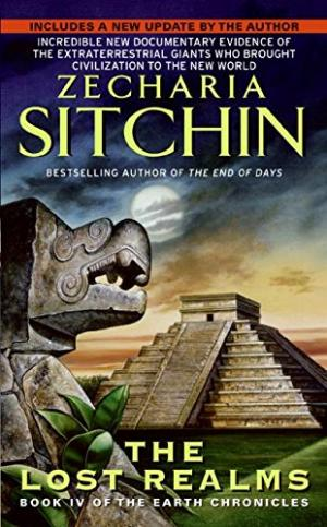 "Image for Zecharia Sitchin:Lot of 3;""The Lost Realms,""The Wars of Gods and Men"" and ""the 12th planet""."