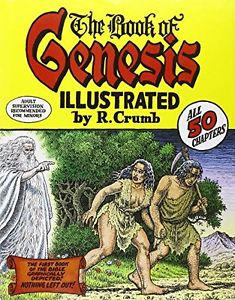 Image for The Book of Genesis Illustrated by R. Crumb