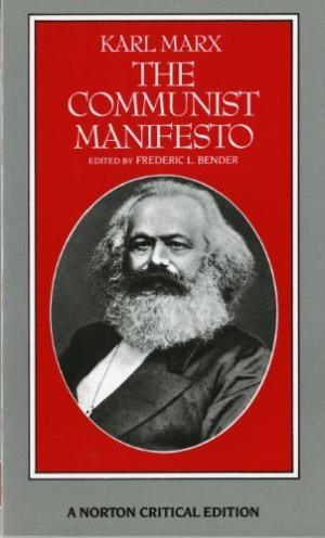 Image for The Communist Manifesto (Norton Critical Editions)  by Karl Marx