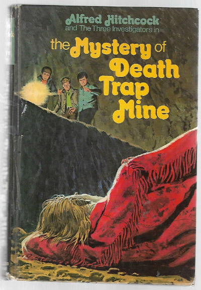 Image for The Mystery of Death Trap Mine (The Three Investigators No. 24)
