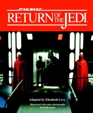 Image for Return of the Jedi (Step-Up Movie Adventures)