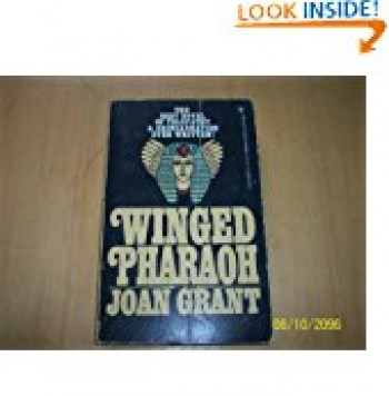 Image for Winged Pharaoh (Mass Market Paperback)