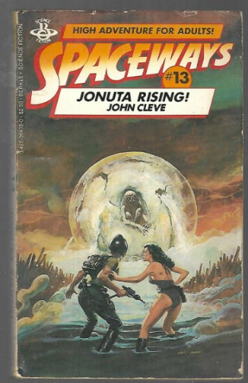 Image for Jonuta Rising! (Spaceways Series, No. 13)