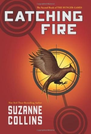 Image for Catching Fire:The second book of the hunger games