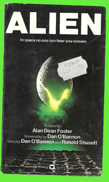 Image for Aliens:In space no one can hear you scream