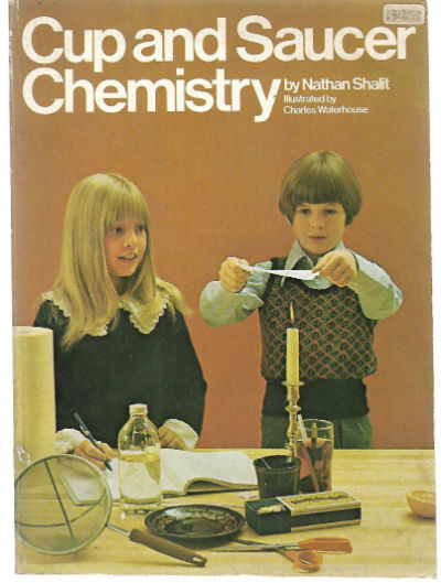 Image for Cup and Saucer Chemistry (Paperback)  by Nathan Shalit
