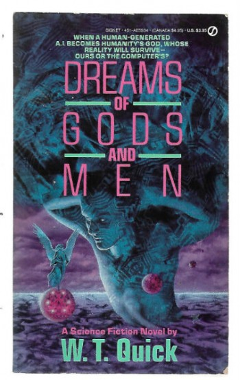 Image for Dreams of Gods and Men (Mass Market Paperback)