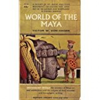 Image for World of the Maya (Paperback)