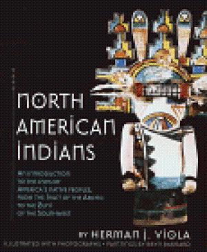 Image for North American Indians (Hardcover)  by Herman J. Viola