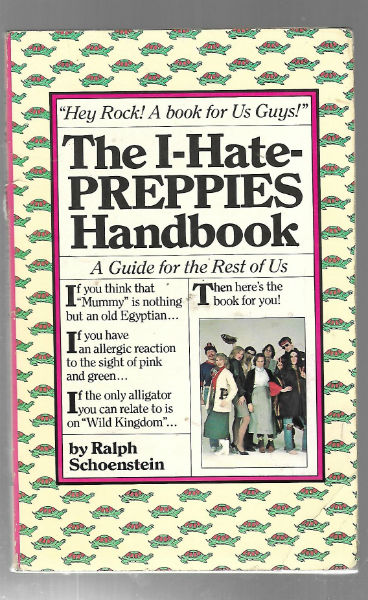 Image for I Hate Preppies Handbook