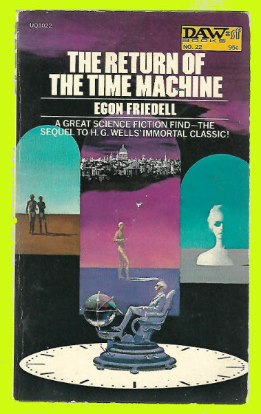 Image for The Return of the Time Machine