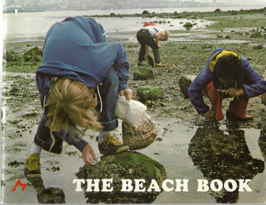 Image for The Beach Book: Grades 2-7