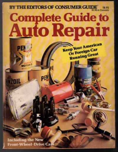 Image for Complete Guide to Auto Repair