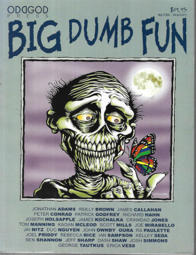 Image for Big Dumb Fun TPB (2003 Oddgod Press) Flipbook #1-1ST