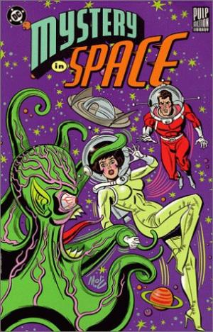 Image for Mystery in Space (Pulp Fiction Library)
