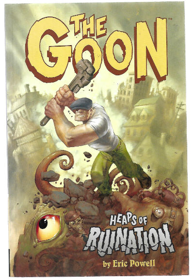 Image for Goon TPB (2005-Present Dark Horse) 1st Edition #3-1ST