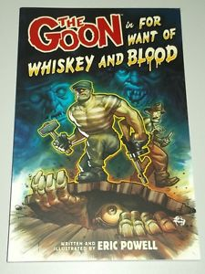 Image for The Goon Volume 13: For Want of Whiskey and Blood