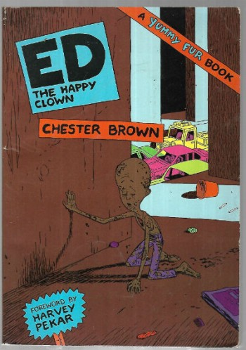 Image for Yummy Fur: Ed the Happy Clown Bk. 1 (Paperback)