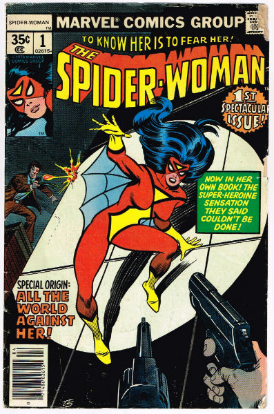 Image for Spider-woman #1