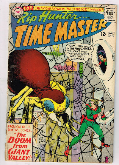 Image for RIP HUNTER, TIME MASTER #29    Oct.-Nov,1965 | VOLUME 1 | DC