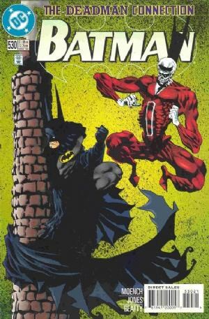 Image for BATMAN #530A   1996,july |  VOLUME 1 |  DC