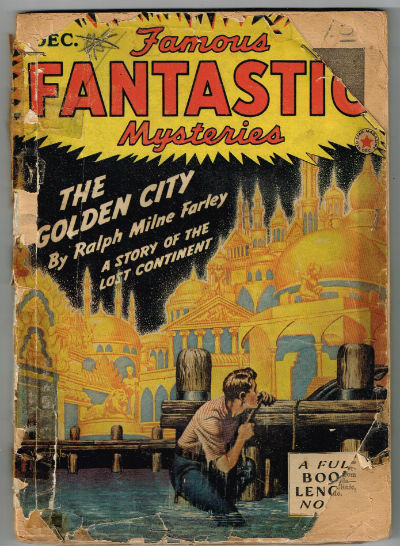 Image for famous fantastic Mysteries  December,1942