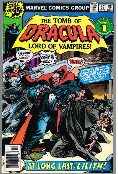 Image for Tomb of Dracula,#67