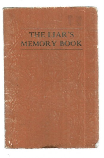 Image for The Liar's Memory Book