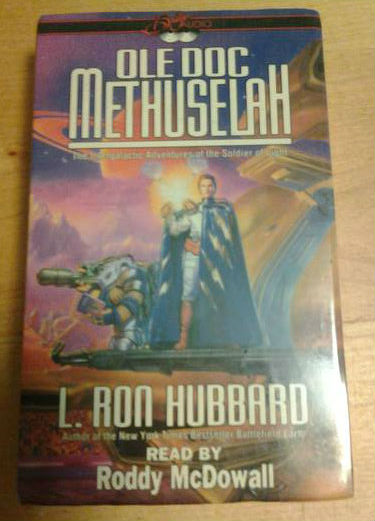 Image for Ole Doc Methuselah Audio, Cassette – April, 1992  by L. Ron Hubbard  (Author)