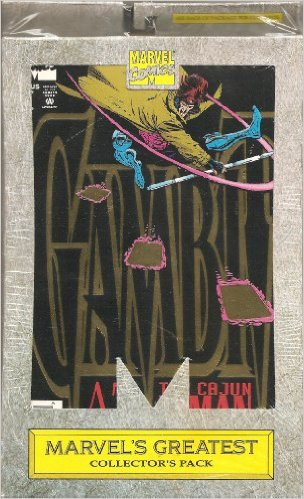 Image for Gambit (1993) Marvel's Greatest Collector's Pack comic books