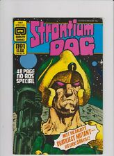 Image for STRONTIUM DOG #1 QUALITY COMICS 1987 FN SCI-FI