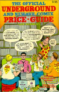 Image for The Official underground and new wave comix price guide