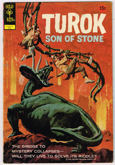 Image for TUROK, SON OF STONE (GOLD KEY/WHITMAN) #78    1972,May 2 | VOLUME 1 | WESTERN (GOLD KEY/WHITMAN)