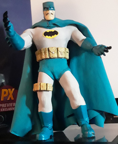 Image for Batman:The Dark Knight returns action figure