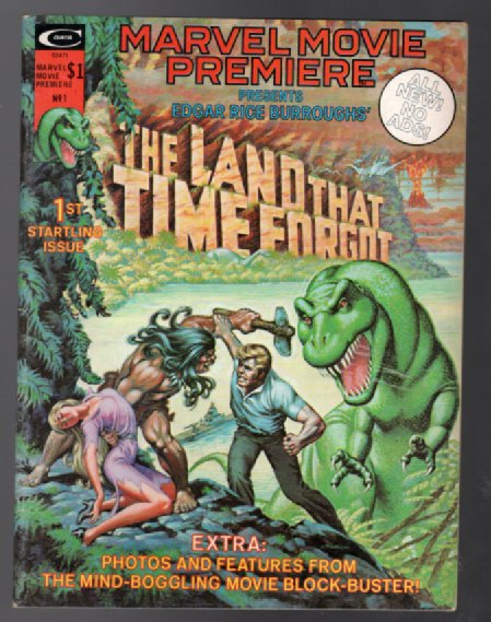 "Image for Marvel Movie Premiere:""The Land that time forgot"