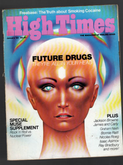 Image for High Times:January 1980