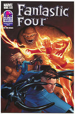 Image for Taco Bell Fantastic Four Promo Exclusive 1 Marvel 2011 VF Unsealed